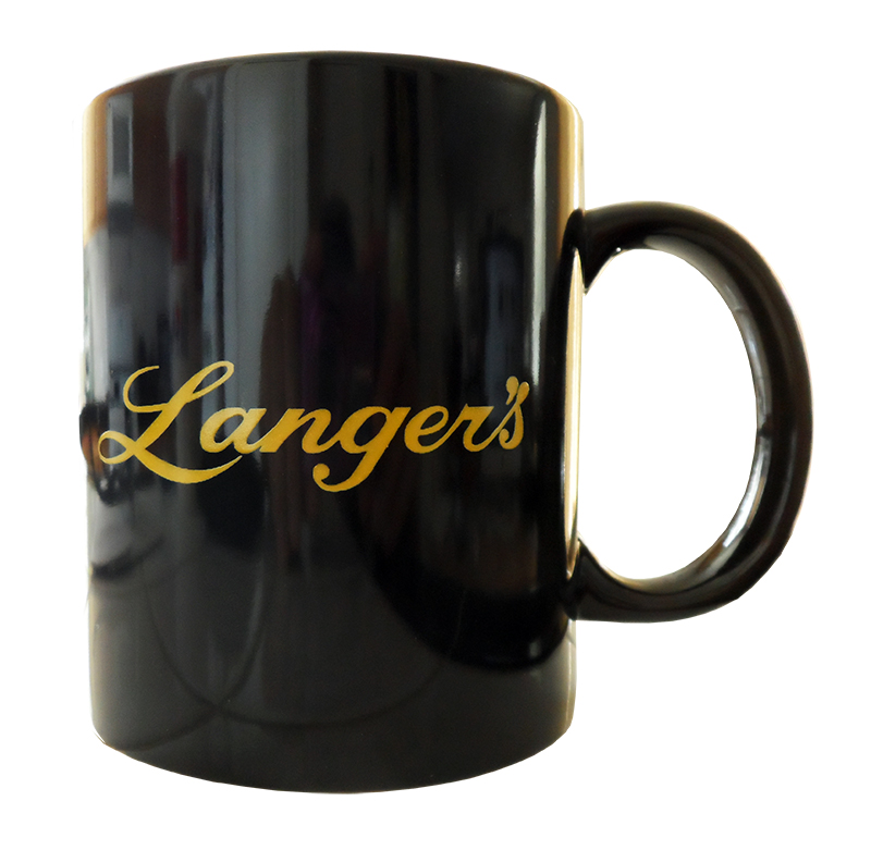Langer's Coffee Mug