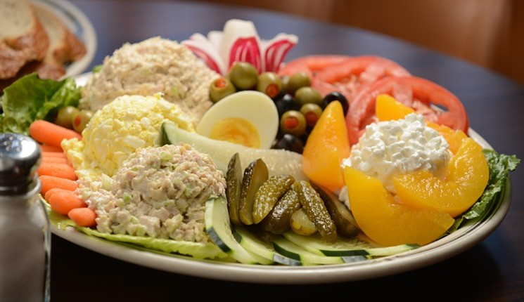 langers-trisalad