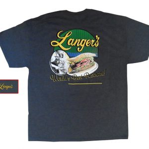 Langer's Shirt (Illustrated)
