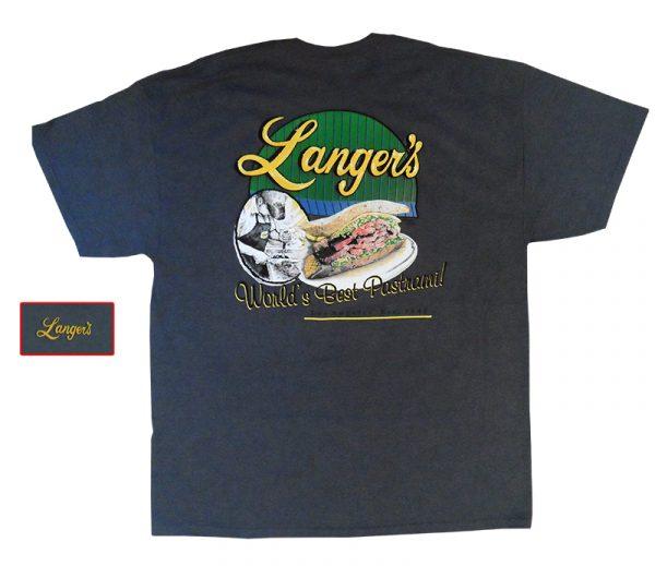 Langer's Shirt (Illustrated)