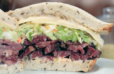 First We Feast: Our 5 Favorite Iconic LA Sandwiches