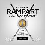 7th annual rampart golf tournament in 2016